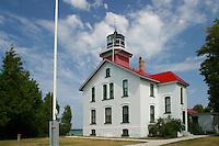 Grand Traverse Lighthouse, Michigan