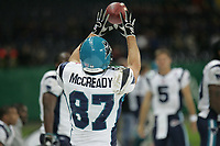 Passfang Scott McCready (Hamburg Sea Devils, Wide Receiver)