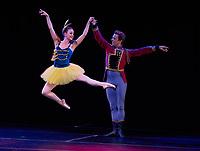 Miami City Ballet's Jennifer Lauren & Rainer Krenstetter