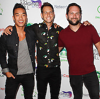 WEST HOLLYWOOD, CA, USA - AUGUST 06: Brave Native at The Imagine Ball Presented By John Terzian & Randall Kaplan Benefiting Imagine LA held at the House of Blues Sunset Strip on August 6, 2014 in West Hollywood, California, United States. (Photo by Celebrity Monitor)