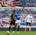 25.10.2020 Rangers v Livingston: Jermain Defoe