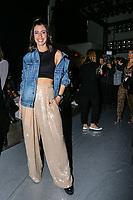 NOVA YORK,USA, 13.02.2019 - MODA-NOVA YORK -Camila Coutinho durante desfile da grife Rosa Cha no New York Fashion Week (NYFW) em Nova York nesta quarta-feira, 13. (Foto: Vanessa Carvalho/Brazil Photo Press)
