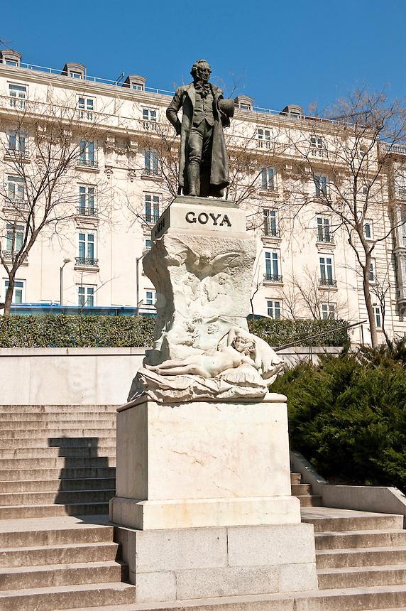 Goya at the Museo del Prado, Madrid, Spain