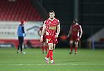 Scarlets scrum half Gareth Davies.<br /> Celtic League<br /> Scarlets v Munster<br /> <br /> 01.03.14<br /> <br /> ©Steve Pope-SPORTINGWALES