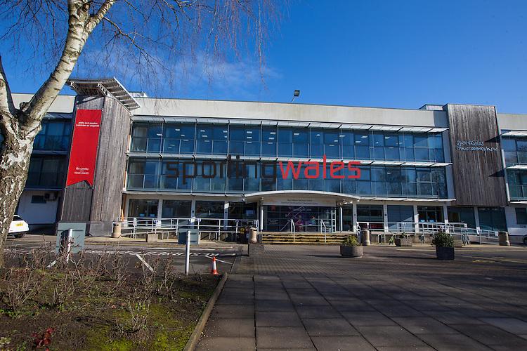 Sport Wales<br /> Facilities<br /> 18.02.16<br /> ©Steve Pope - Sportingwales