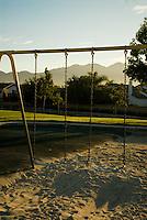 Children's swings