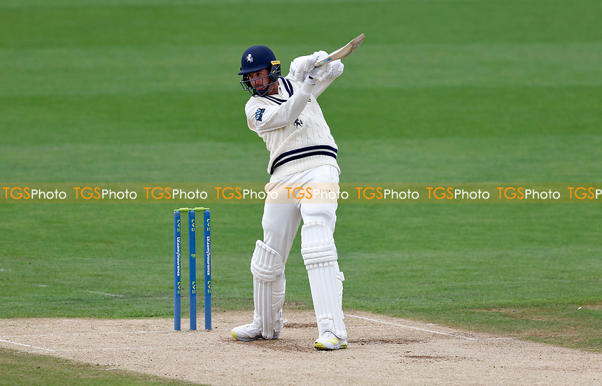 Matt Quinn bats for Kent during Kent CCC vs Sussex CCC, LV Insurance County Championship Group 3 Cricket at The Spitfire Ground on 13th July 2021