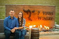 7 Vines Engagement