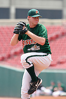 Buffalo Bisons Jake Dittler during an International League game at Dunn Tire Park on June 18, 2006 in Buffalo, New York.  (Mike Janes/Four Seam Images)
