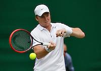 England, London, 23.06.2014. Tennis, Wimbledon, Jurgen Zepp (EST)<br /> Photo:Tennisimages/Henk Koster
