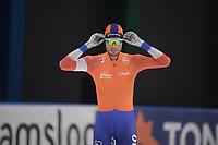 SPEEDSKATING: 22-23-24-11-2019 Tomaszów Mazowiecki (POL), ISU World Cup Arena Lodowa, Patrick Roest, ©photo Martin de Jong