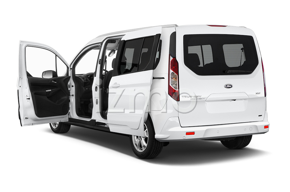 Car images of 2016 Ford Transit-Connect XLT-LWB 5 Door mini MPV Doors