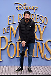 Ruben de la Red attends to Mary Poppins Returns film premiere at Kinepolis in Pozuelo de Alarcon, Spain. December 11, 2018. (ALTERPHOTOS/A. Perez Meca)