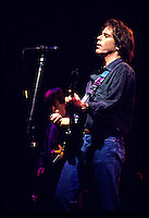 """Bob Weir of the Grateful Dead performs during a concert in Oakland.     Weir will reunite with the remaining members of the band will reunite for the final time for the """"Fare Thee Well"""" concerts  over July 4th weekend in 2015."""