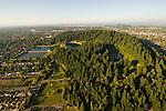 Aerial View of Mt. Tabor, Portland, Oregon
