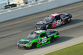 NASCAR XFINITY Series<br /> TheHouse.com 300<br /> Chicagoland Speedway, Joliet, IL USA<br /> Saturday 16 September 2017<br /> Dakoda Armstrong, WinField United Toyota Camry, Jeremy Clements, RepairableVehicles.com Chevrolet Camaro<br /> World Copyright: Logan Whitton<br /> LAT Images