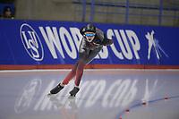 SPEEDSKATING: Calgary, The Olympic Oval, 08-02-2020, ISU World Cup Speed Skating, 5000m Men Division B, Hayden Mayeur (CAN), ©foto Martin de Jong