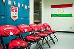 Tajikistan vs Uzbekistan during the AFC Futsal Championship Chinese Taipei 2018 Group Stage match at University of Taipei Gymnasium on 03 February 2018, in Taipei, Taiwan. Photo by Yu Chun Christopher Wong / Power Sport Images