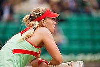 03-06-12, France, Paris, Tennis, Roland Garros,      Angelique Kerber