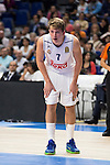 Real Madrid and Crvena Zvezda Telekom during Euroligue Basketball at Barclaycard Center in Madrid, October 22, 2015<br /> Doncic.<br /> (ALTERPHOTOS/BorjaB.Hojas)