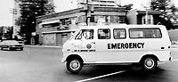 Toronto - Metro - Ambulance Service