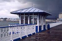 Großbritannien, Wales, Llandudno, viktorianische Pier