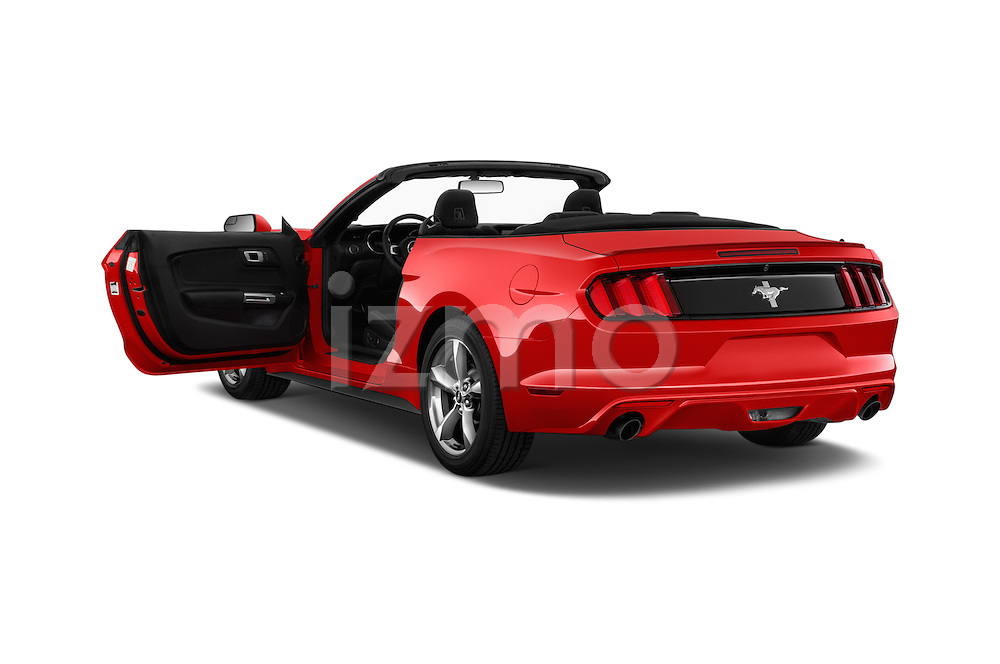 Car images of 2017 Ford Mustang V6 2 Door Convertible Doors