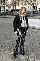 Thylane BLONDEAU - Show Miu Miu - Paris Fashion Week Womenswear Fall/Winter 2017/2018 - France