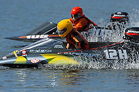 Grant Hearn (12-H) and 1-US (hydro)
