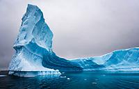 iceberg, Paradise Bay, Antarctica, Southern Ocean