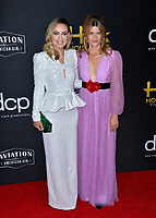 LOS ANGELES, USA. November 04, 2019: Olivia Wilde & Laura Dern at the 23rd Annual Hollywood Film Awards at the Beverly Hilton Hotel.<br /> Picture: Paul Smith/Featureflash