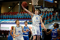 18-05-2021: Basketbal: Donar Groningen v Heroes Den Bosch: Groningen,  score van Donar speler Henry Caruso