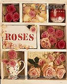 Interlitho, FLOWERS, BLUMEN, FLORES, photos+++++,roses,letter case,KL16453,#F#