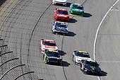 #18: Riley Herbst, Joe Gibbs Racing, Toyota Supra Monster and #10: Ross Chastain, Kaulig Racing, Chevrolet Camaro Nutrien Ag Solutions