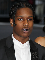 "NEW YORK CITY, NY, USA - MAY 05: ASAP Rocky at the ""Charles James: Beyond Fashion"" Costume Institute Gala held at the Metropolitan Museum of Art on May 5, 2014 in New York City, New York, United States. (Photo by Xavier Collin/Celebrity Monitor)"