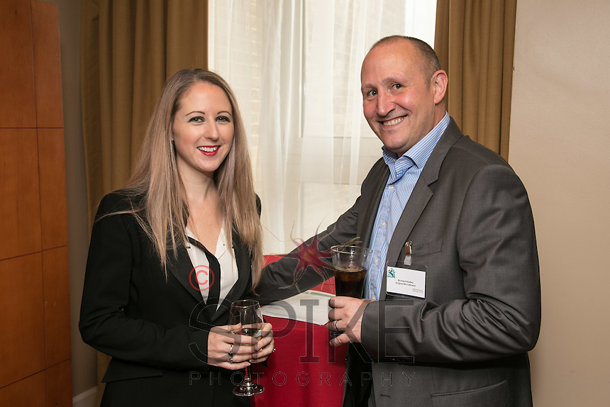 Anna Delucca and Richard Hartley both of Eclipse Recruitment