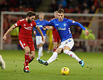 06.02.2019 Aberdeen v Rangers: Graeme Shinnie and Borna Barisic