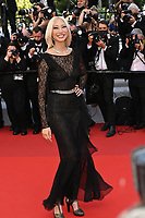 CANNES, FRANCE. July 8, 2021: Park Soo-Joo at the Stillwater Premiere at the 74th Festival de Cannes.<br /> Picture: Paul Smith / Featureflash