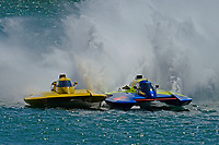 """Frame 24: Andrew Tate, H-300 """"Pennzoil"""", Donny Allen, H-14 """"Legacy 1""""       (H350 Hydro)"""