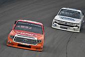 #19: Derek Kraus, McAnally Hilgemann Racing, Toyota Tundra ENEOS