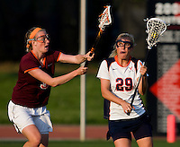Virginia vs Virginia Tech April 22 2010