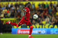 21st September 2021; Carrow Road, Norwich, England; EFL Cup Footballl Norwich City versus Liverpool; Naby Keita of Liverpool
