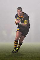 Photo: Tony Oudot/Richard Lane Photography. London Wasps v Exeter Chiefs. Aviva Premiership. 05/12/2010. .Dave Walder of Wasps.