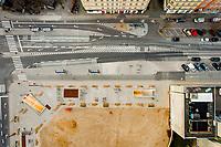 Corona Lockdown. Billeder fra Fælledparken og Trianglen på Østerbro i København lidt før klokken 7 tirsdag den 31. marts. Foto: Jens Panduro