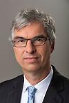 Nederland, Utrecht, 10-02-2015. <br /> Raad van Bestuur RABO bank Nederland<br /> portretten<br /> Bert Bruggink, CFO, Chief Financial and Risk management officer<br /> foto: Michael Kooren.