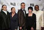 Ann Reinking, Graciela Daniele, Joe Lanteri, Chita Rivera and Ben Vereen attends the Chita Rivera Awards at NYU Skirball Center on May 19, 2019 in New York City.