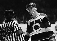 Bobby Smith Ottawa 67's 1977. Photo Scott Grant