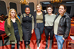 Ciara Mulvihill, Idah Matigimu, Kara Quinlivan, Amaia Desmond and Orla Fenix attending the Kerry Colleges Health Promotion Seminar in the Imperial Hotel on Thursday.