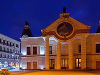 Oper in Kutaisi, Imeretien - Imereti;, Georgien, Europa<br /> Opera house, Kutaisi,  Inereti,  Georgia, Europe