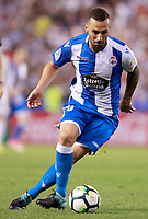Deportivo de la Coruna's Guilherme Dos Santos during La Liga match. August 20,2017.  *** Local Caption *** © pixathlon
